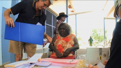 First Facebook film for indigenous voters goes live