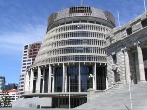 Beehive Building  Parliament House  wam2 photo Public Domain